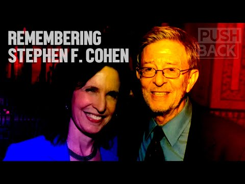 Remembering Stephen F. Cohen: Katrina vanden Heuvel on life and love with eminent Russia scholar