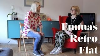 preview picture of video 'Meet The First Time Buyer: Emma's Retro Flat in Croydon'