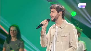 Ensayo Nunca Emitido Gala 4   Grupal Con Álvaro Soler - La Cintura   Ot 2018