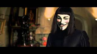 V - значит Вендетта/V for Vendetta, Одна из лучших сцен