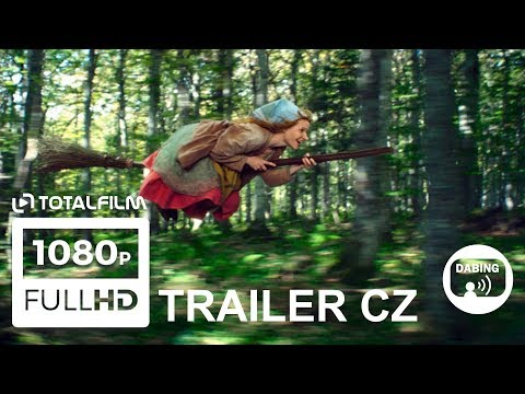 Malá čarodějnice (2018) CZ dabing HD trailer