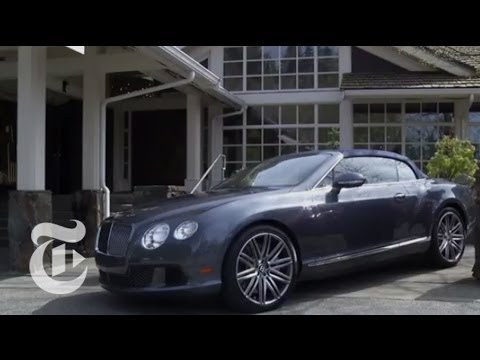 Car Review: Bentley Continental GT Speed Convertible | Driven | The New York Times