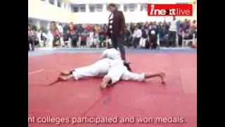preview picture of video 'CCS University Inter College Judo Championship In Meerut'