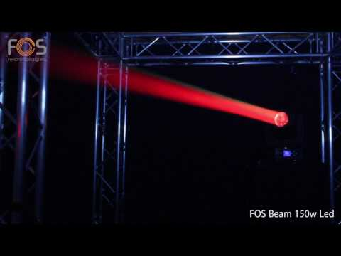 FOS Beam 150W LED Moving Head