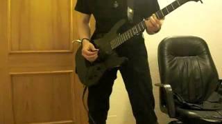 Schwarz Schaut Tiefsten Lichterglanz Guitar Cover
