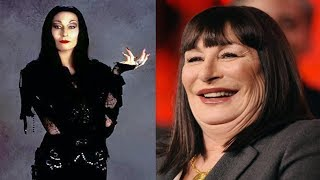 The Addams Family Before and After 2018