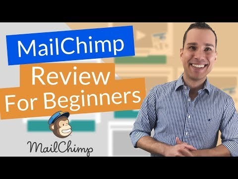 MailChimp Review & Demo - Top 5 Reasons MailChimp Rocks For Newsletters