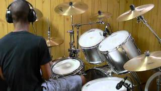 Drum Cover: Juicy J - Bounce It (Feat. Wale & Trey Songz) @drums0n