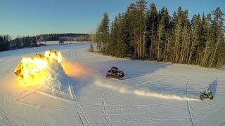 GoPro: Ice Drift