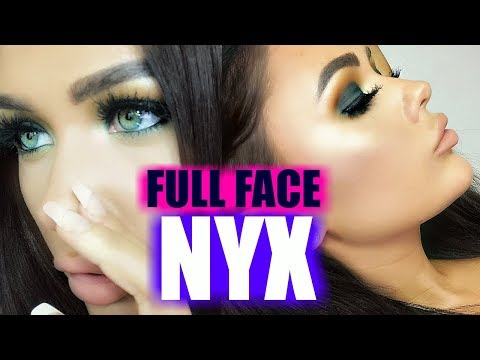 FULL Face Of NYX Makeup | Chatty Video