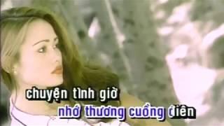 Karaoke   Chuyện Ngày Xưa Đó  - Jimmii Nguyễn