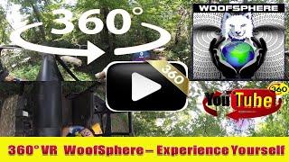 360 Videos | VR | Virtual Reality | WooFSphere | FreeRanging in 360º