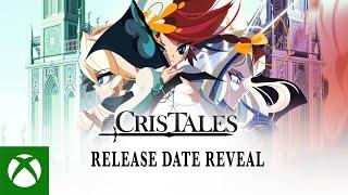 Xbox Cris Tales - Release Date Reveal anuncio