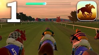 Rival Stars Horse Racing Gameplay Walkthrough (Android, iOS) - Part 1