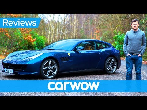 Ferrari GTC4Lusso 2018 review – see why it's actually the best Ferrari!