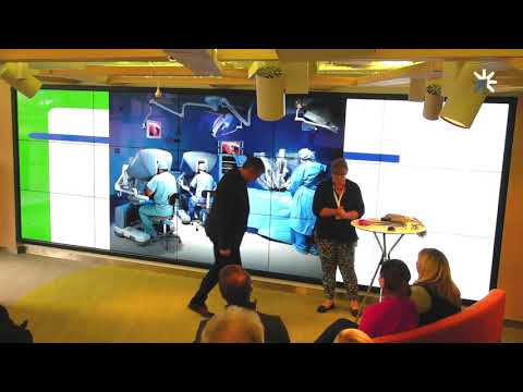 Tech20: Robotic Surgery & ROVs