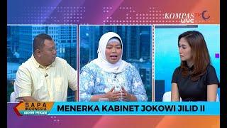 DIALOG - Menerka Tantangan Kabinet Jokowi Jilid II, Indef: Menteri Harus Punya Integritas