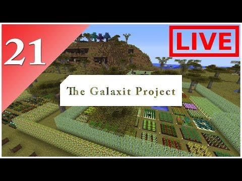 The Galxit Project - E21 | Zpracovávání oreček |