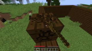Видео прохождение игры Minecraft на версии 1.11: часть 1