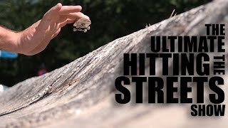 THE ULTIMATE HITTING THE STREETS SHOW - 100% Street Fingerboarding