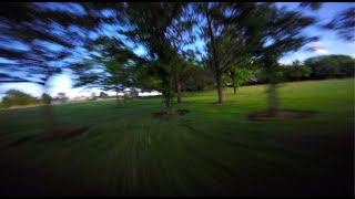 GepRC Mark4 - Warp Speed (for me) FPV Freeestyle - Raw Pack, Screaming through the trees