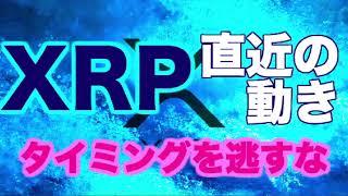 仮想通貨リップルXRPビットコインBTC暴落!XRPの直近の値動きと対策と私の買い方と秘密兵器の話!