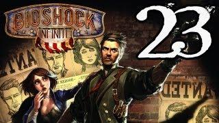 Bioshock Infinite Walkthrough - Part 23 - The Three Tears of Truth - Photo Lab