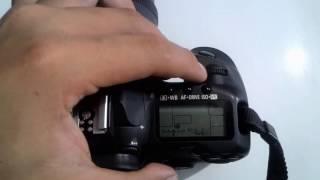 Trên tay và hướng dẫn sử dụng chi tiết Canon EOS 40D full part