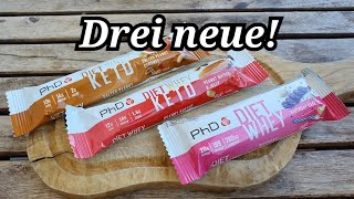 PhD Diet Whey Birthday Cake & Diet Whey Keto | Nährwerte, Geschmack & Zutaten.