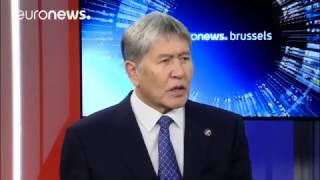 Что сказал Атамбаев о деле Аскарова