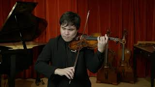 Leopold Widhalm violin, Nurnberg 1775