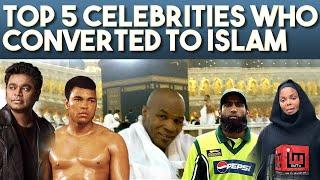 Top 5 Celebrities who converted to Islam | Urainib Abbas | IM Tv