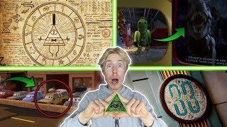 10 MYSTISKA BUDSKAP I DISNEY