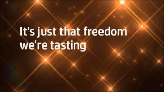JLS - Billion Lights (Lyrics)