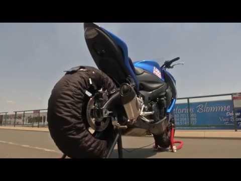 2015 Suzuki GSX-S1000F Race Prep
