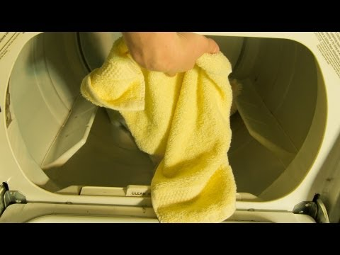 The Right Way To Make Your Clothes Dry Faster With A Towel