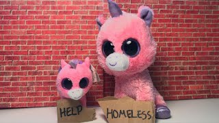 Beanie Boos: Homeless {short Film}