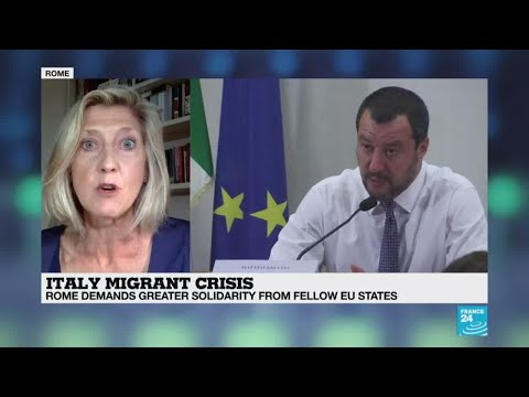 Migrant crisis: ''Relationship between France and Italy getting worse rather than better''