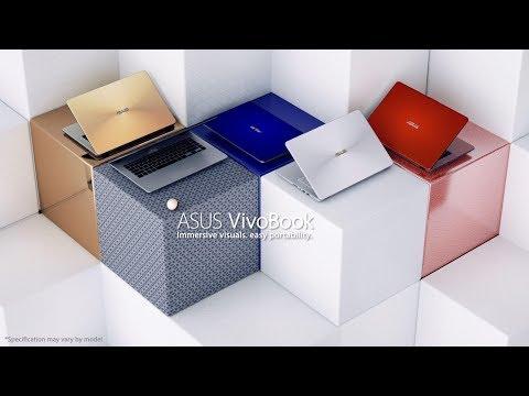 Immersive Visuals, Easy Portability - VivoBook 14 | ASUS