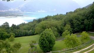 preview picture of video 'Agriturismo cornolade e vista sul lago'