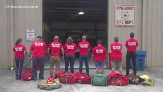 Pinehurst Volunteer Fire Department resigns after feud with city administration