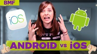 Android vs iOS - Lo bueno, lo malo y lo feo