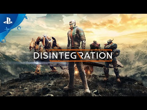 Trailer de Disintegration