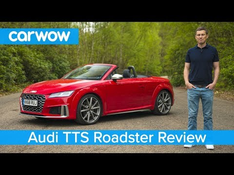 Audi TTS Roadster 2019 in-depth review | carwow Reviews