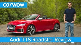 Audi TTS Roadster 2019 in-depth review | carwow Reviews
