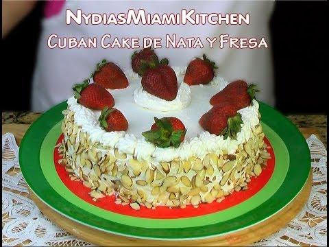 Cake de Nata Cubano [español]