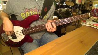 Descendents - One More Day Bass Cover