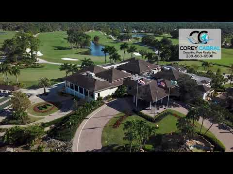 Wyndemere Golf & Country Club Naples FL Community Real Estate Homes & Condos