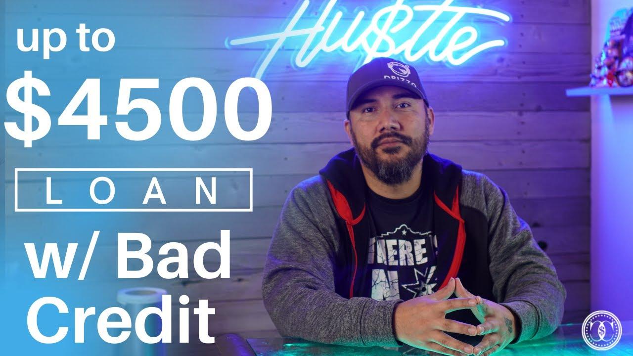As much as $4500 Bad Credit Loan Individual Loans for NO CREDIT (or BAD CREDIT) No shipper needed thumbnail