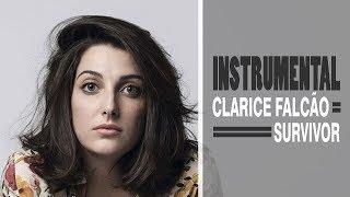 Clarice Falcão - Survivor   Instrumental